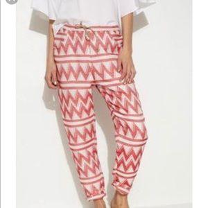 Pants - TER ET BANTINE drop crotch pant